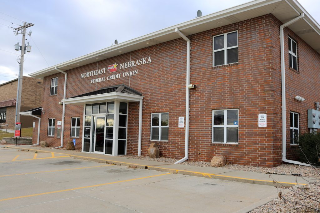 Northeast Nebraska Federal Credit Union Building